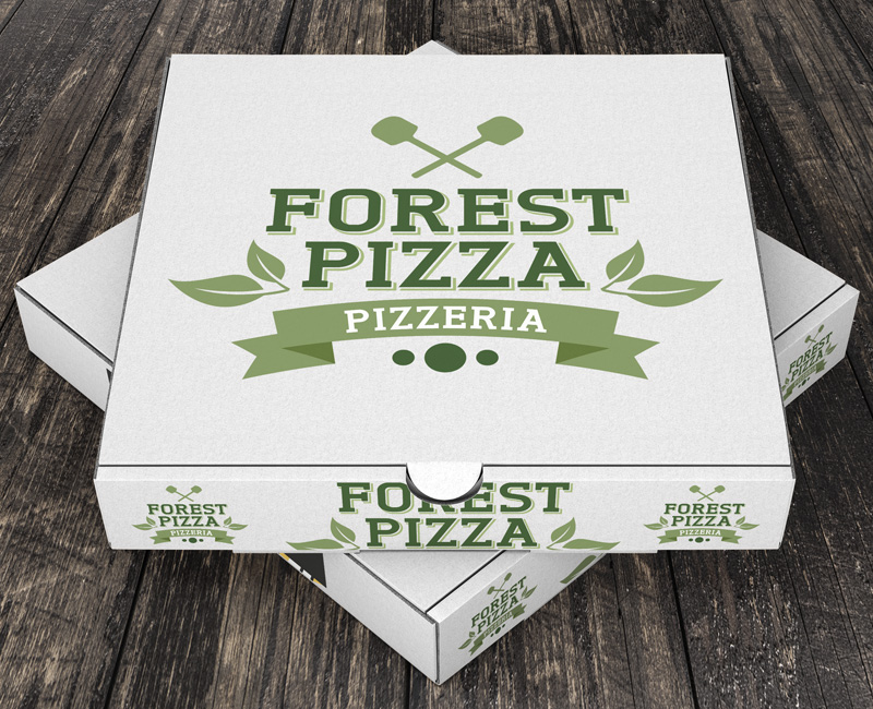 Forest Pizza